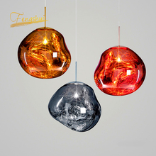 цена на Modern LED E27 Ball Pendant Lights for Home Dining Room Living Room Bedroom Hanging Lamps Home Decor Fixtures Lighting AC85-240V