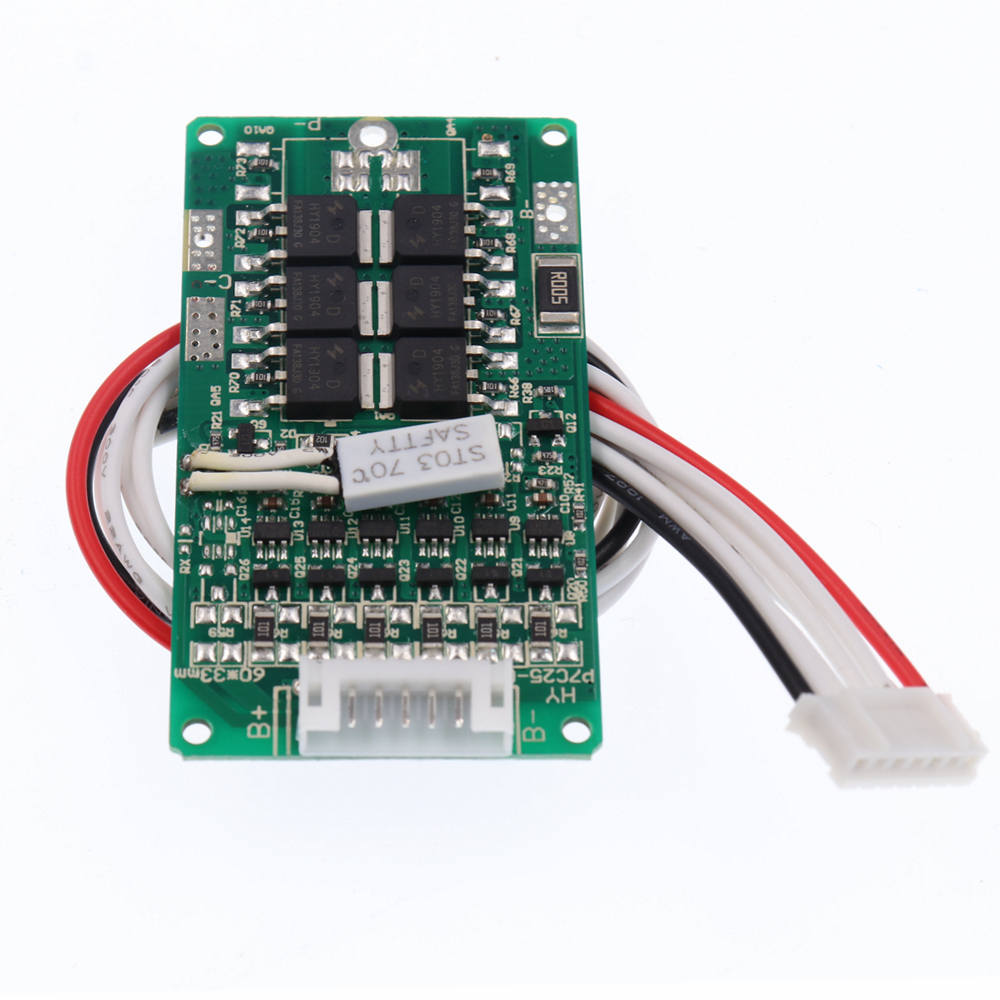 7s bms BMS 7S <font><b>12v</b></font> 24V 15A 29.4V Lithium <font><b>Battery</b></font> BMS E-Bike with Balance Function 24 V <font><b>8Ah</b></font> 10Ah 12 Ah Li-Ion <font><b>Battery</b></font> NEW 2020 image