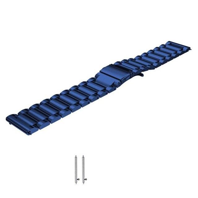 Classic Metal Strap For HUAWEI HONOR Magic Watch 2 46mm 42mm Band Correa for HONOR Magic Watchband Bracelet MagicWatch2 ремешок