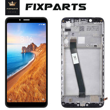 New Display for Xiaomi Redmi 7 LCD Redmi 7A Display Touch Screen Digitizer Assembly for Redmi 7 7A LCD Screen Replacement Parts