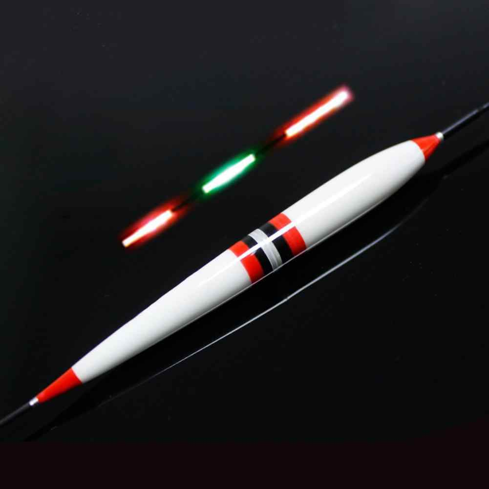 Fishing Float Balsa Wood 240mm LED elektryczny, wysoki czułość Float Light Night Fishing Tackle Luminous akcesoria elektroniczne