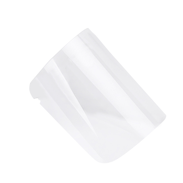 Safety Full Face Shield Clear Visor Dustproof Anti-saliva Guard Eyes Protection Transparent Mask Sheet Or  Full Face Shield