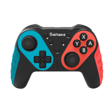 for Nintendo switch pro gamepad bluetooth wireless ns game console jet warrior 2