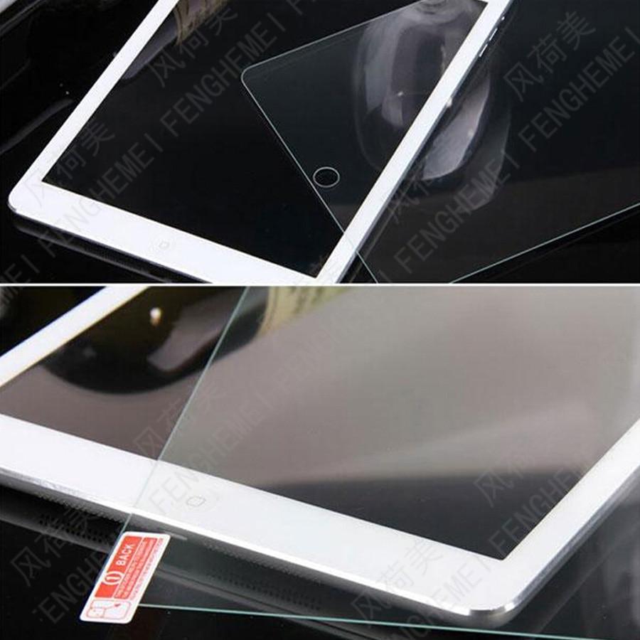 FENGHEMEI herdet glass til iPad 2017 2018 9.7 beskytter for iPad Air - Tilbehør og reservedeler til mobiltelefoner