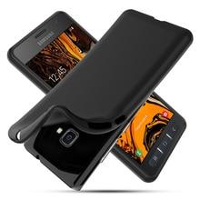 Для samsung Galaxy Xcover 4S чехол-накладка тонкий мягкий ТПУ противоударный чехол для телефона защитный чехол против царапин чехол Fundas