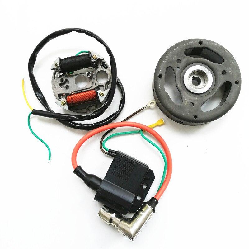 Allumage stator alternateur adapté pour Puch Maxi 6 V 15 W