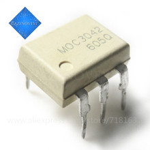 10 шт./лот MOC3033 MOC3042 MOC3051 MOC3063 MOC3062 MOC3081 MOC3082 DIP-6 в наличии