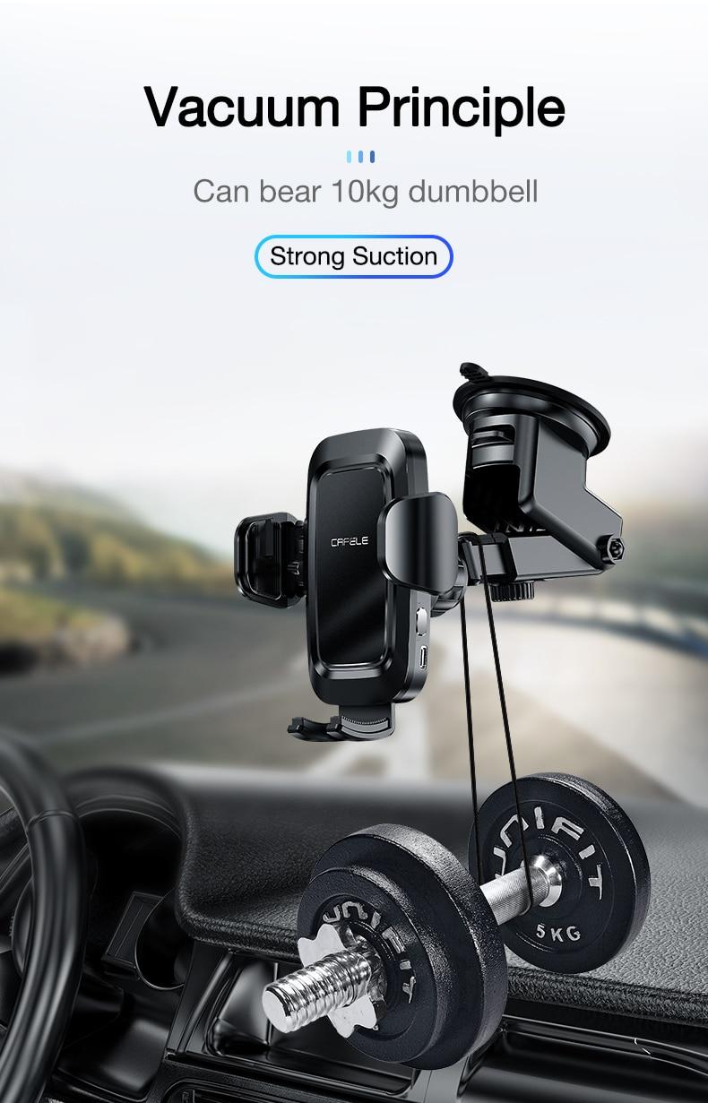 auto electic car phone holder  (4)
