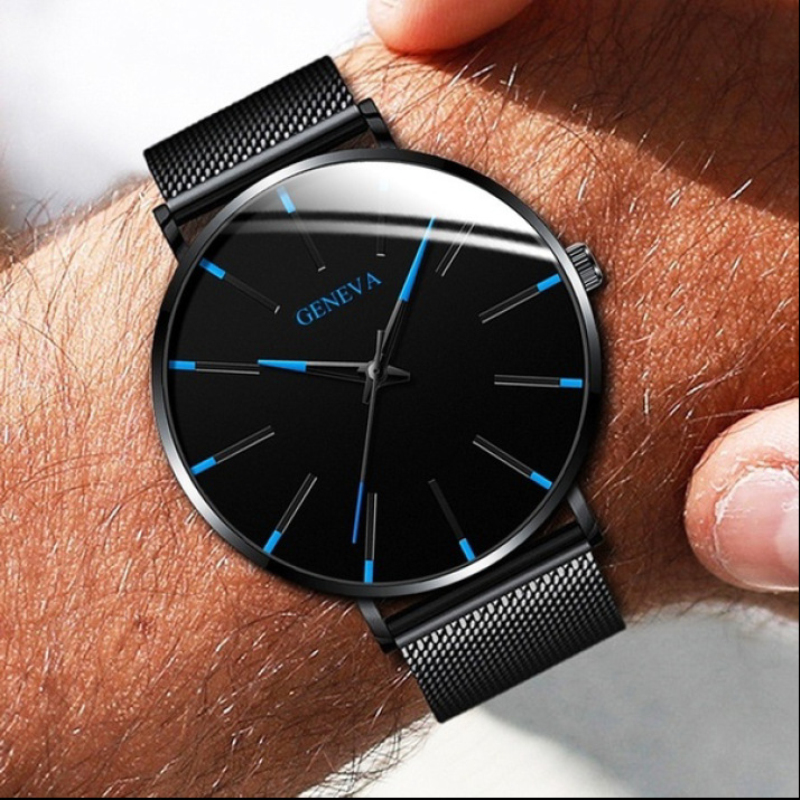 Sport Quartz Wrist Watch Fashion Stainless Steel Watch Men Relogio Masculino Casual Male Clock Wristwatch Relojes Hombre 2019