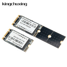 Kingchuxing ssd m2 sata M.2 NGFF SSD 1 to 512gb 256gb 128gb 2242 2260 2280 disque dur pour ordinateurs portables