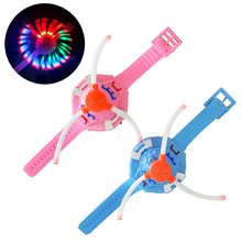 Hot LED Luminous Toys Cartoon Watch Kids Toys