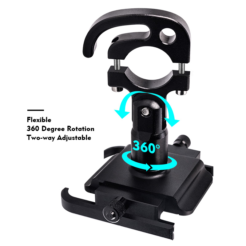 Motorcycle Mobile Phone Holder Suitable for Bicycles/Motorcycles/Electric Vehicles/Scooters 4