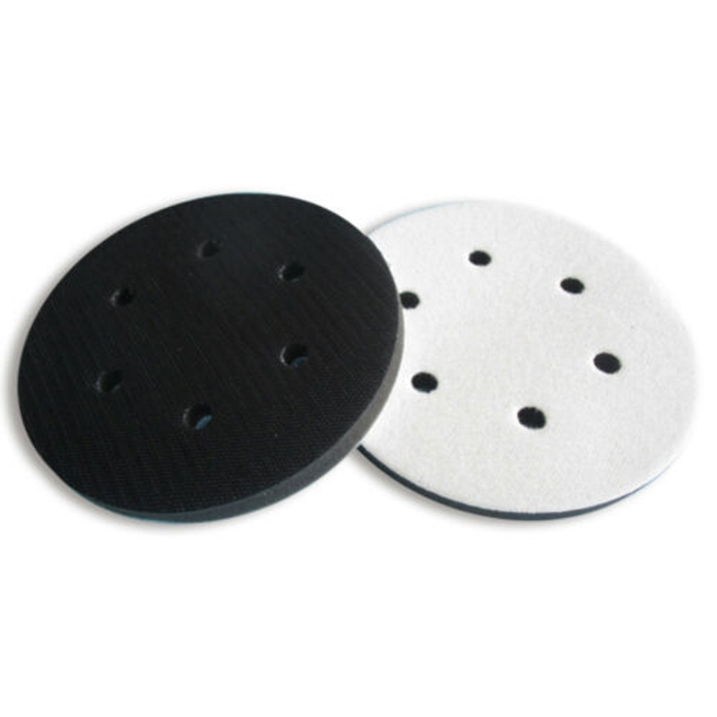 150mm Soft Interface Pad Hook & Loop Sanding Disc Sander Parts & Accessories