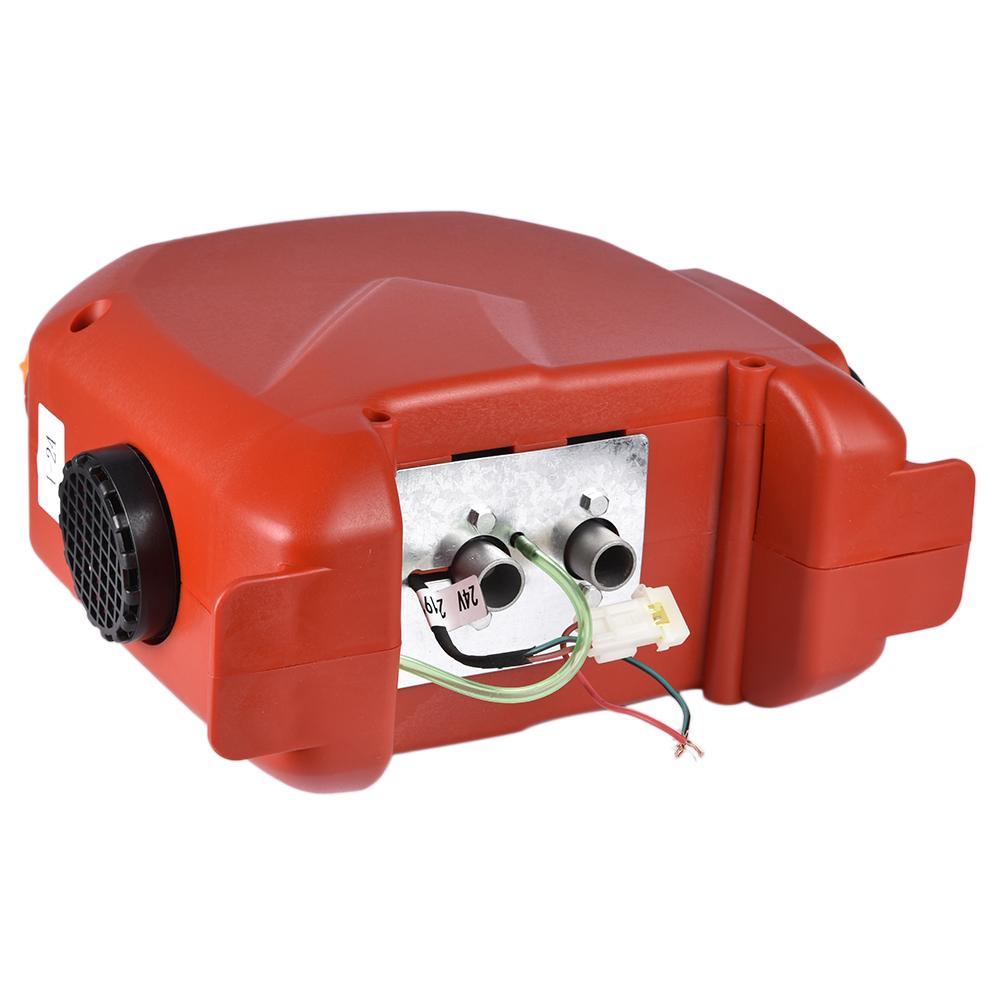 Автомобильный парковочный обогреватель 12 V/24 V 5KW Защита окружающей среды дружелюбный дизелей нагреватель универсальный для грузовых автом... - 3