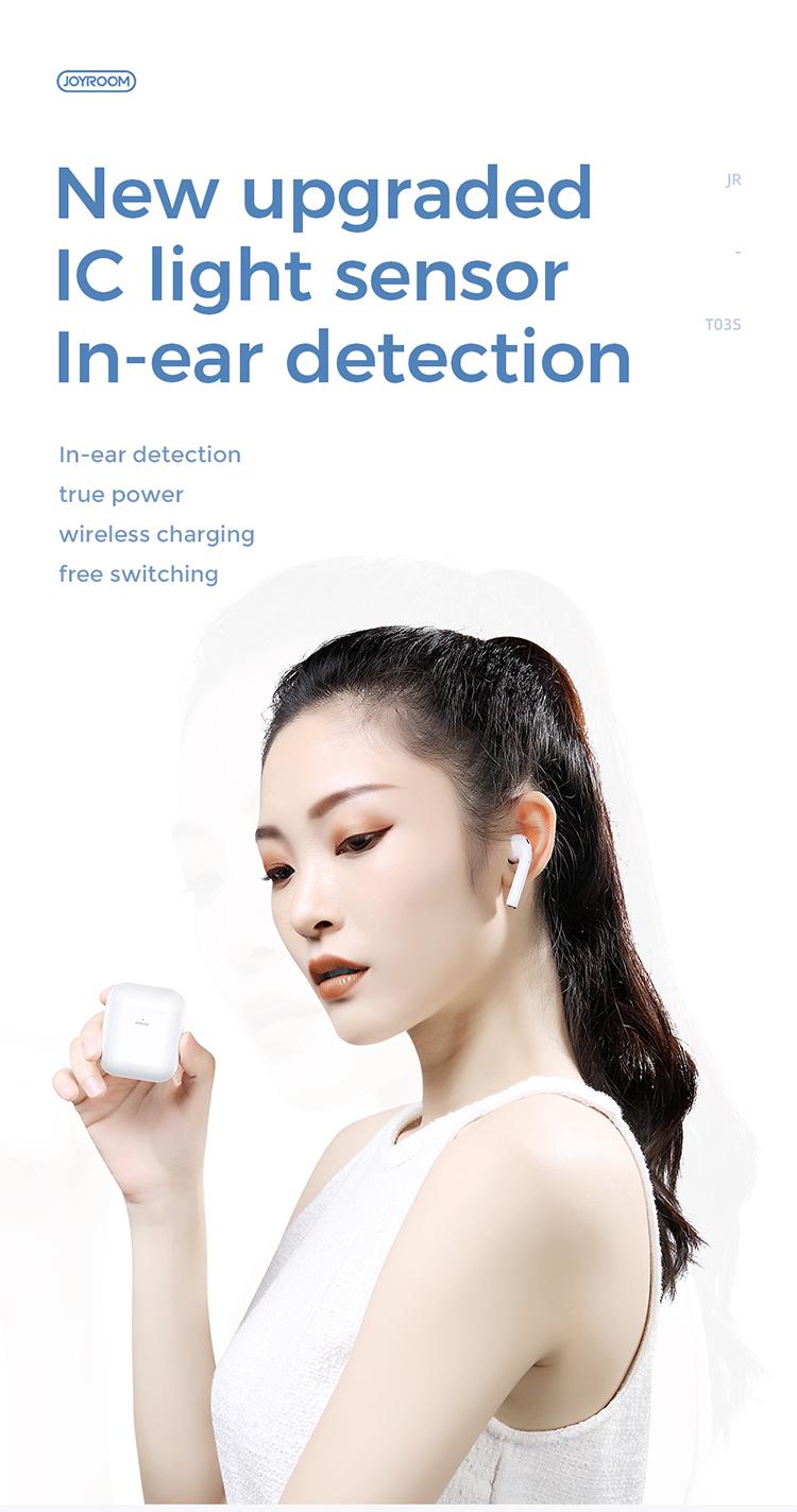 Joyroom JR-T03s TWS Wireless Earbuds-3