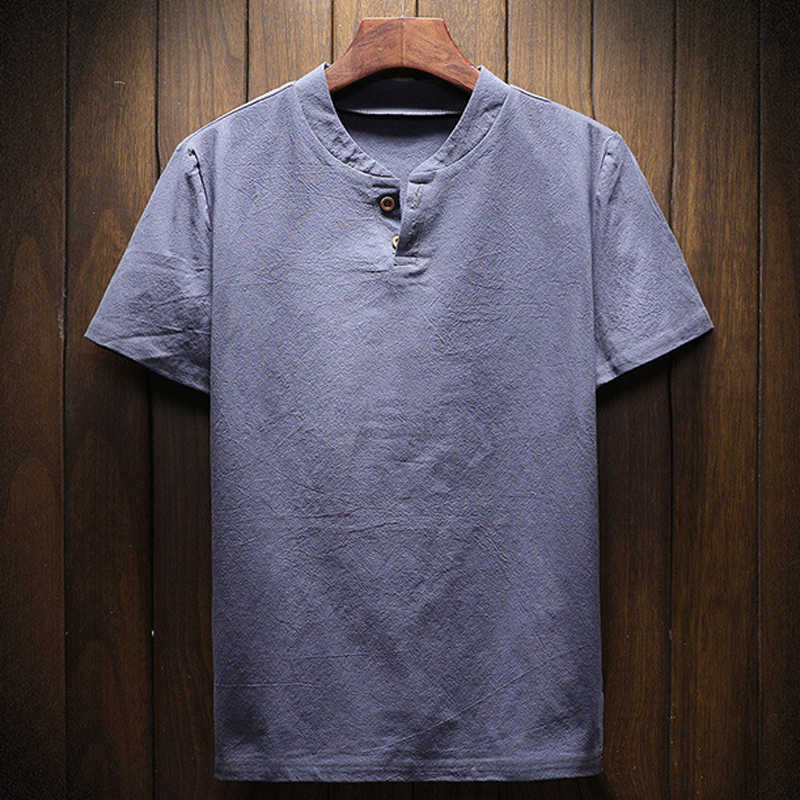 Casual Mannen T-shirt Zomer Plus Size M-5XL Europese En Amerikaanse Stijl Vintage Mannen T Shirts Merk Outfit Heren Kleding 2020 b539