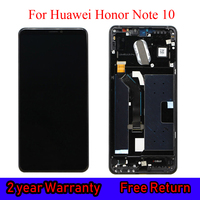 Original Display For Huawei Honor Note 10 LCD Display Touch Screen Digitizer Assembly With Frame Mobile Phone Replacement Parts