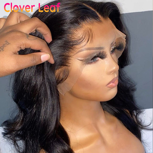 Image 3 - Vücut dalga dantel ön peruk doğal saç çizgisi insan saçı peruk vücut dalga brezilyalı ön koparıp dantel ön İnsan saç peruk kadınlar için