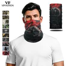 VF Face Mouth Balaclava Dust Cover Women Men Sport Reusable Fashion Anti Protection Scarf