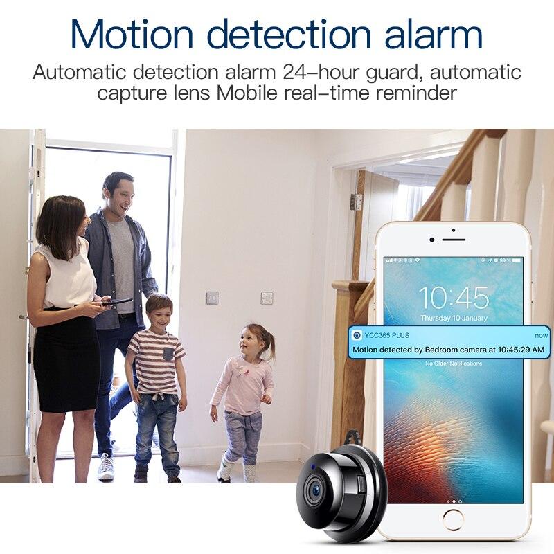 Image 4 - DH 1080P IP Camera WIFI Security Wireless CCTV Camera Surveillance IR Night Vision Home Camera Motion Detection Small CameraSurveillance Cameras   -