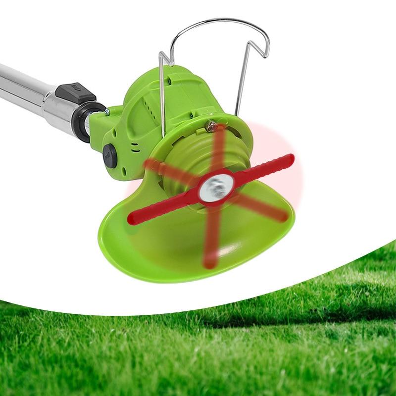 1 шт. пластиковые косилки лезвия для резки травы триммер лезвия подходит для газонокосилки косилка головка Strimmer аксессуары для садового инструмента|Аксессуары для электроинструментов|   | АлиЭкспресс