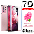 7D защитное закаленное стекло на экран для Samsung S21 Plus Ultra Примечание 20 S20 Защитная пленка для экрана на S10 плюс S10 S8 S9 5G E защитное стекло S 20 21 10