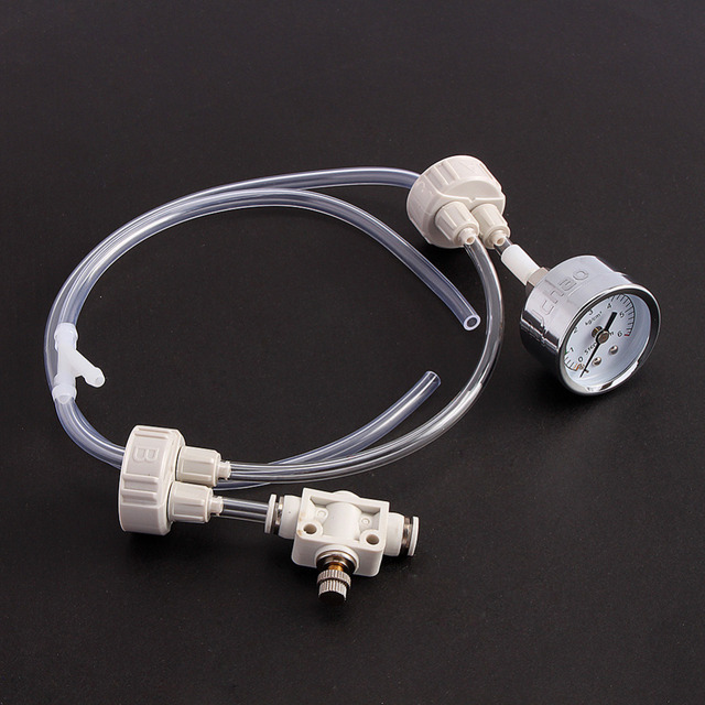 CO2 Valve Diffuser With Pressure Air Flow Device 3