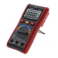 Nouveau H01 4000 compte multimètre gamme automatique multimètre numérique AC DC tension testeur de résistance de courant