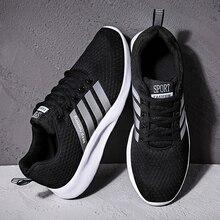 New Mesh Men Casual Shoes Lac-up Shoes L