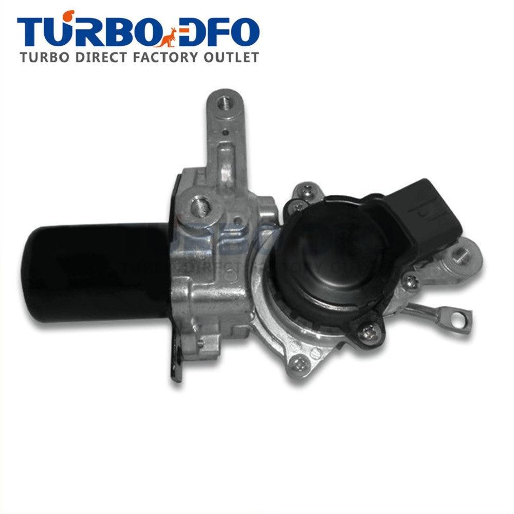 17201-30160 Турбокомпрессор, электронный привод для Toyota Landcruiser D-4D 100% л.с. 2006 кВт 1KD-FTV VIGO3000, новинка-
