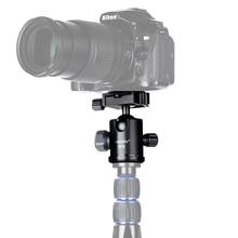 Manbily KF 0 ขาตั้งกล้องขาตั้งกล้องอลูมิเนียม Ballhead Panoramic HEAD หัวรางเลื่อน W 2 in Spirit ระดับ DSLR KF0