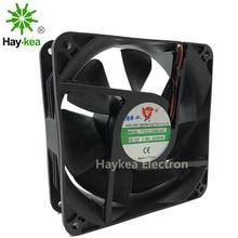 Case Cooler Heatsink-Fan 120x120x38mm-Machine 12038 YTD121238B0340F 12CM 2PIN DC 1pieces