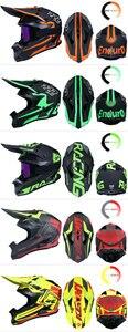 Image 5 - Motosiklet yetişkin motocross Off Road kask ATV kir bisiklet yokuş aşağı MTB yarış kask çapraz kask capacetes