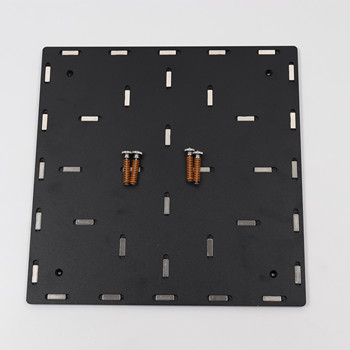 6mm thikcness  MGN Cube 3d printer  heated bed   aluminum printing plate with N35UH magnets for BLV CR-10 3d printers