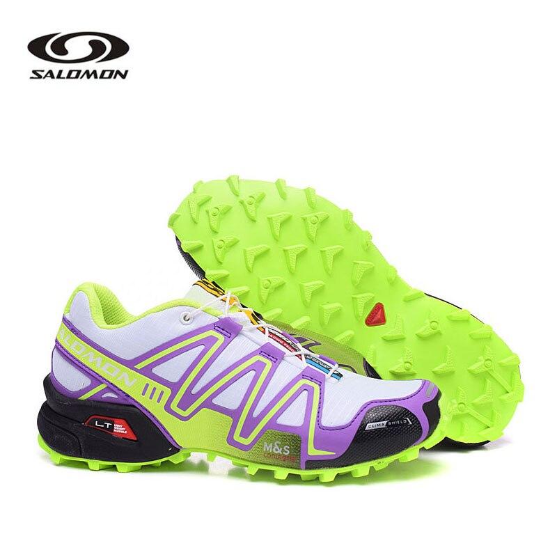 Salomon Speed Cross 3 CS iii chaussures de course Chaussure Homme Sport de plein air baskets SpeedCross 4 CS chaussures d'escrime
