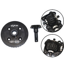 Remote control car accessories Harden Steel #45 Driving BevelGear & Pinion For TRAXXAS 1/10 MAXX Truck RC Car(China)