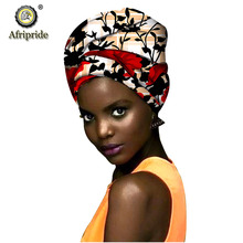 African fashion head scarf print wax cotton african dress for women clothing Bazin Rich headwear