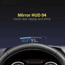 H400S optical car OBD head-up display car intelligent high-definition HUD projection head-up display