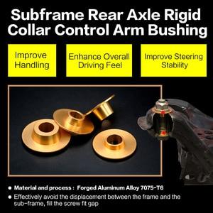 Cojinete de brazo de control de cuello rígido de eje trasero Subframe para Subaru Forester Legacy impotente Outback WRX EXIGA BRZ Toyota 86