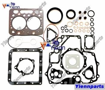 For KUBOTA Z482 Overhaul Gasket Kit Upper Lower Set For Kubota T1600 Tractor Z482 Diesel Engine Spare Parts