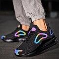 Кроссовки для мужчин и женщин, дышащие, на воздушной подушке, повседневная спортивная обувь для бега, для улицы, большие размеры 36-47