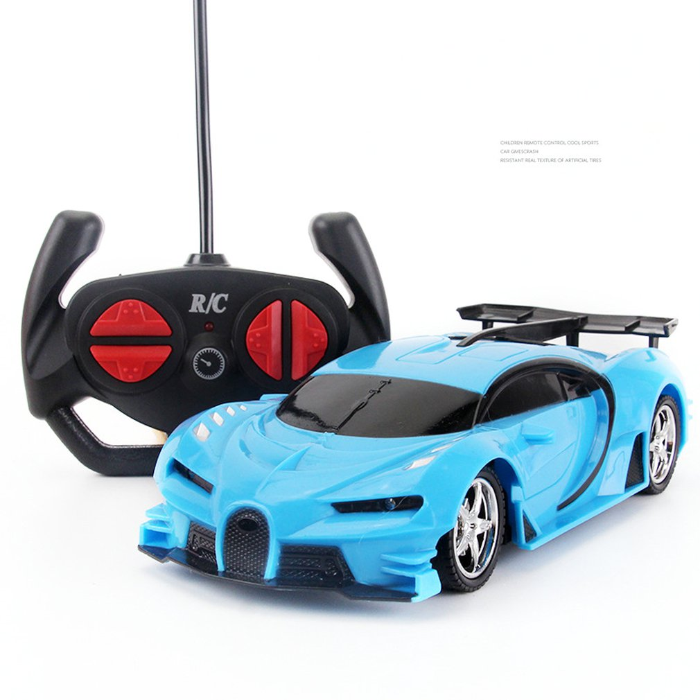1:18 Stone Remote Control Race Car Plastic Electric Chargeable Toy Car Stall Promotional Children's Toy Car
