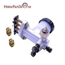 고 카트 용 유압 브레이크 마스터 실린더 펌프 Buggy Kandi 110cc 125cc 150cc 200cc 250cc 300cc D10