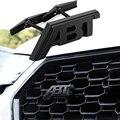 Значок с логотипом для Volkswagen Audi Skoda Seat QS7 TT RS3 SQ2 RS6 RS7 SQ7 RS4 RS5 SQ8 A8L S6 A4 Q5 A1 S5 S4 A5 ABT, наклейка для тюнинга автомобиля
