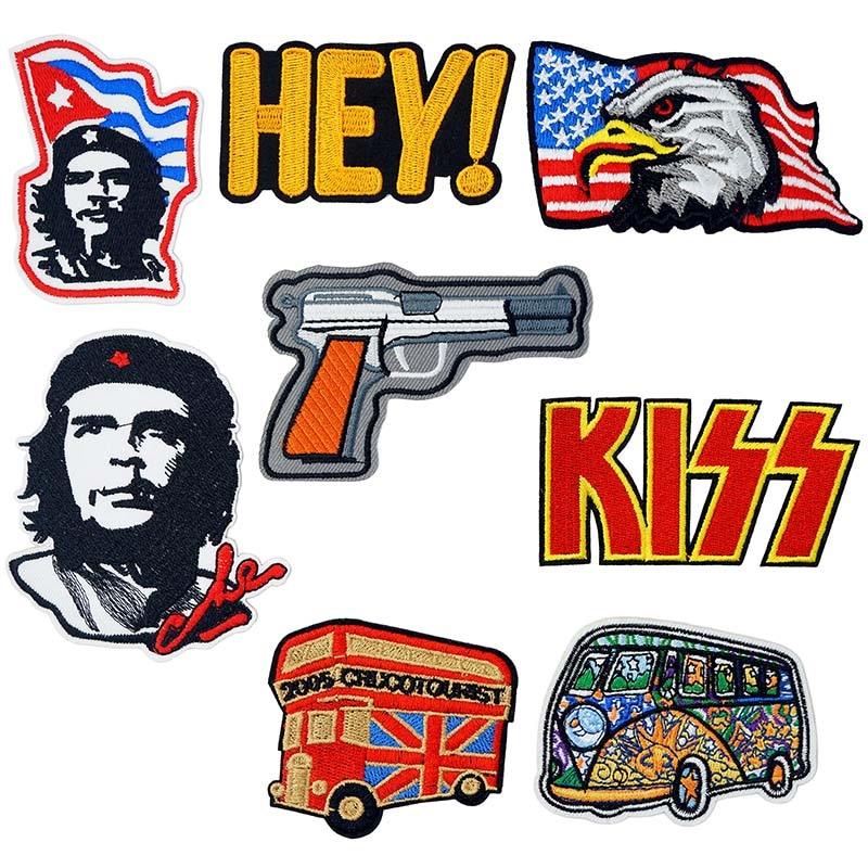 03-改 Che Guevara Eagle Flag Bus