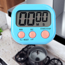 Kitchen-Timer Alarm-Clock Reminder Sports-Games Cooking Examination Electronic Student