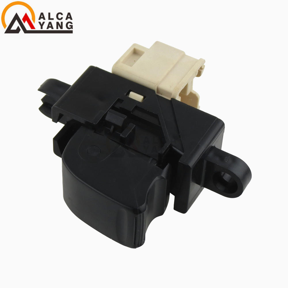 New Spare Part Black White Plastic Window Lifter Switch Controller 25411-0V000 Untuk sempadan Nissan paladin D22