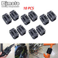 BJMOTO Bumper Protection Guard Accessories For Kawasaki Z900 Z650 Z800 Z1000 VERSYS 650 ER-6N Bumper Crash Bar Protector Blocks