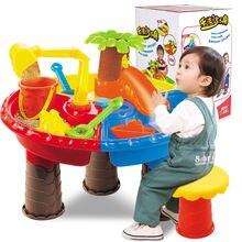 Детская пляжная сандалочка летние игрушки детский уличный стол