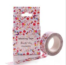 1 Roll Unicorn Washi Tape , for DIY Scrapbooking 10 meters long